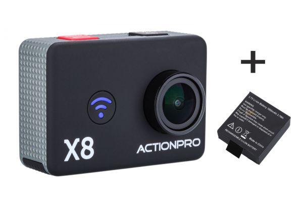 ActionPro X8 Power EDITION 4K ActionCam