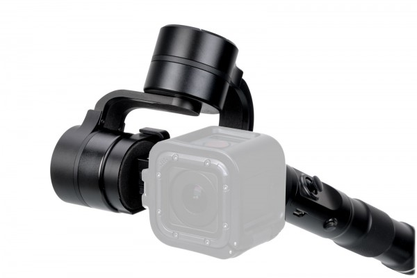 Zhiyun Z1 Evolution 3-Axis Handheld Gimbal für die GoPro HERO 5 Session und HERO4 Session