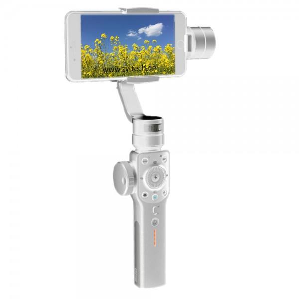 Zhiyun Smooth 4 Smartphone Gimbal Weiß