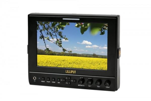 Lilliput 663/O/P2 7 Zoll HD LED Monitor