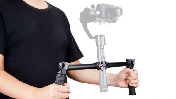 Zhiyun Dual Handheld Grip für den Zhiyun Crane