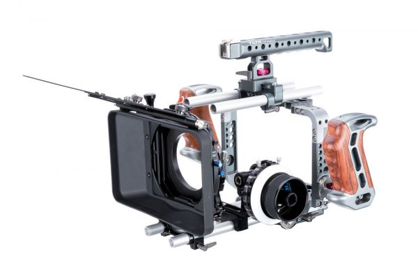 Tilta ES-T07-C Blackmagic Cinema Camera Rig