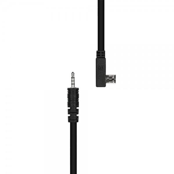 Zhiyun Control Cable für die Panasonic GH Serie ZW-CTIA-002