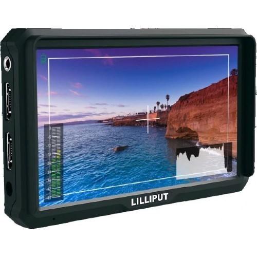 LILLIPUT A5 5 Zoll LCD Fieldmonitor 1920x1080. 4K UHD