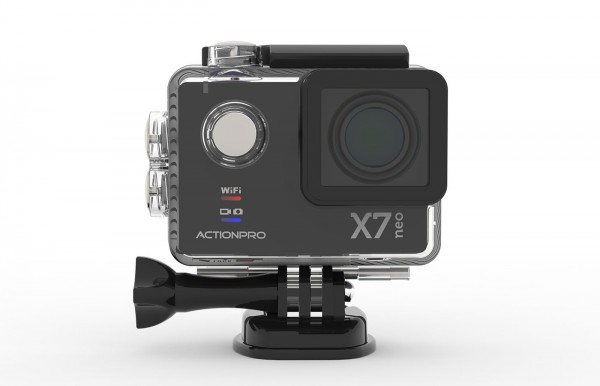 ActionPro X7neo - 4K ActionCam