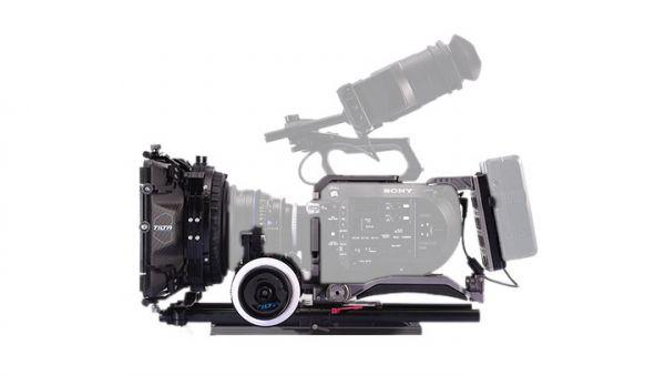 Tilta ES-T15-C für Sony FS7 Camera Rig