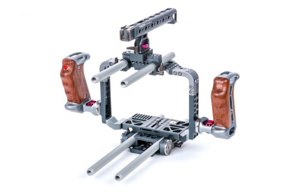 Tilta ES-T07 V2 Blackmagic Cinema Camera Rig