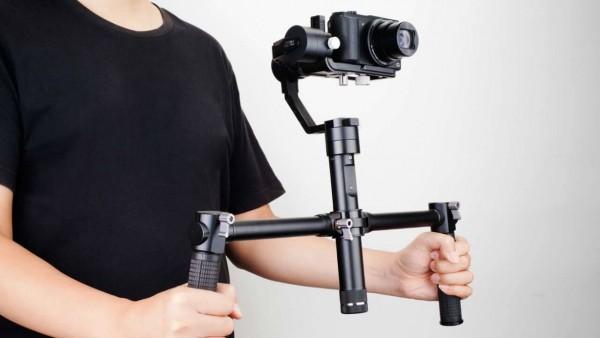 Z1-Dual-Handheld-Grip-Crane