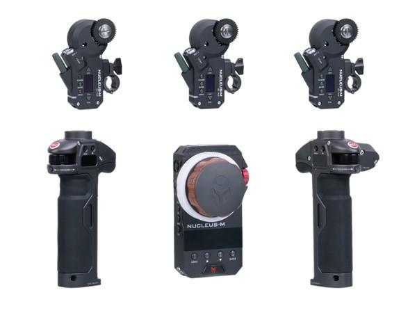 Tilta Nucleus-M Wireless Lens Control System 3 Channel